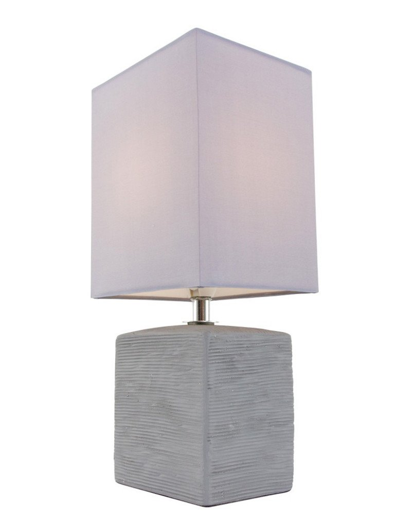 rustikale lampe trio leuchten ping titan farbe. Black Bedroom Furniture Sets. Home Design Ideas
