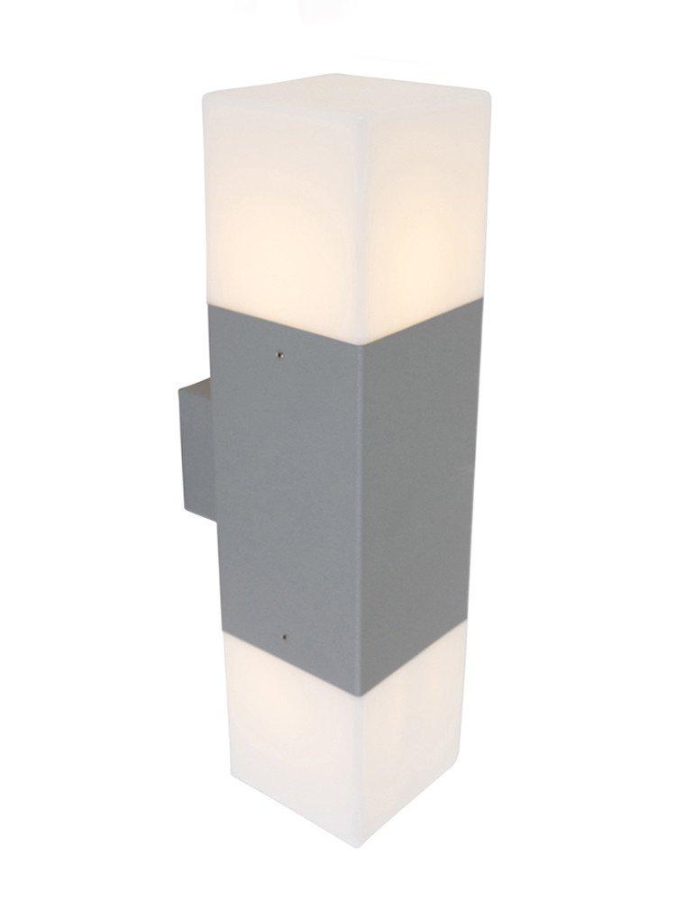 Badezimmerlampe Wand Trio Leuchten Hudson Titan