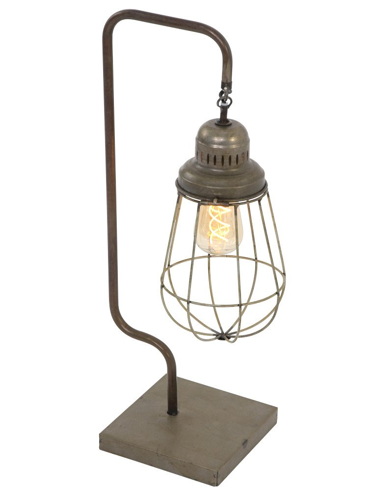 draht laternen lampe light living hidde antik zinn. Black Bedroom Furniture Sets. Home Design Ideas