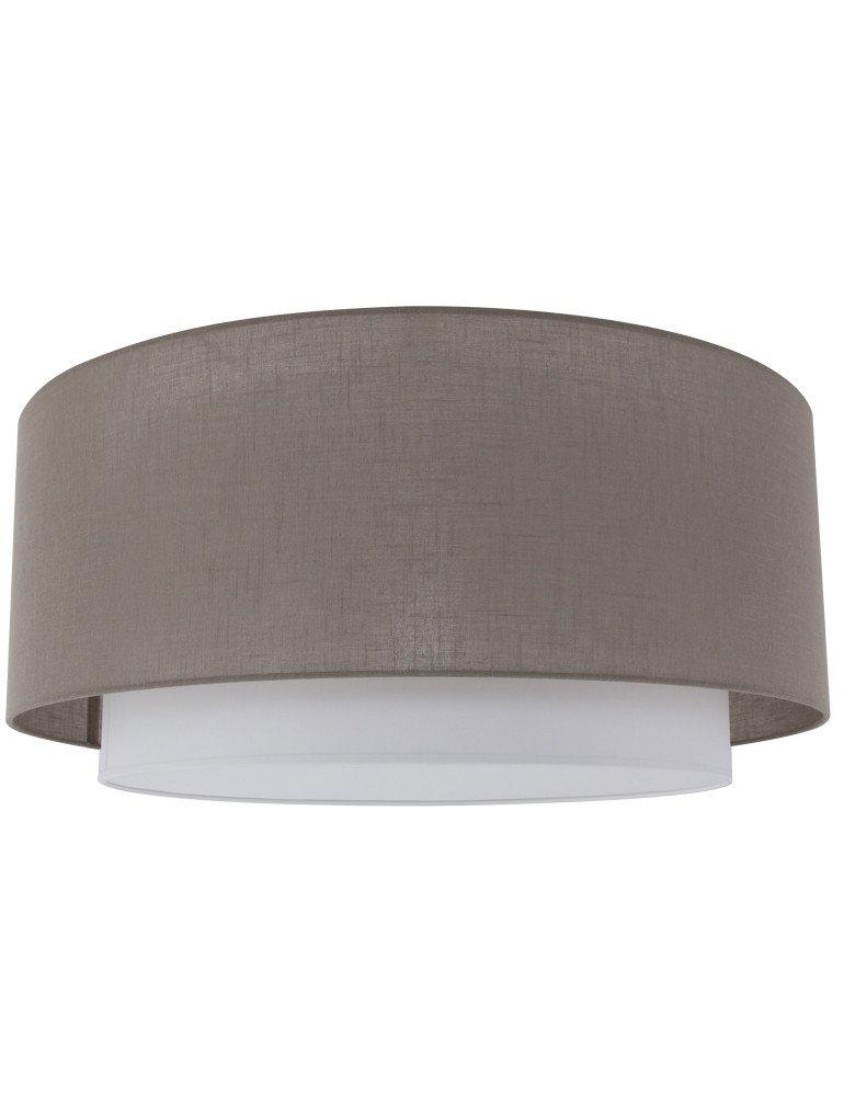 Schicke deckenleuchte freelight verona taupe for Freelight lampen