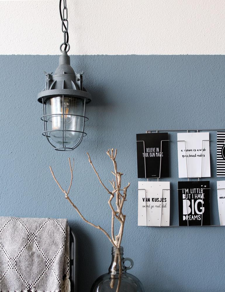 industrieschiff lampe lumidem ebbe betongrau 17 zentimeter. Black Bedroom Furniture Sets. Home Design Ideas