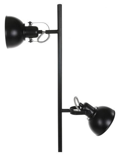 2-flammige-Stehleuchte-Schwarz-1511ZW-2