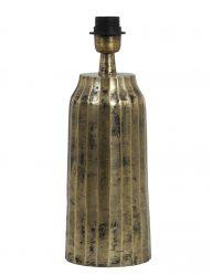 Antiker Goldener Lampensockel-1785GO