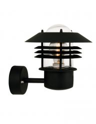 Außenlampe klassisch schwarz-2394ZW