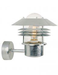 Außenlampe klassisch stahl-2395ST