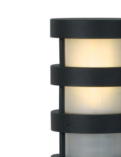 Außenlampe-pfahl-schwarz-2173ZW-4