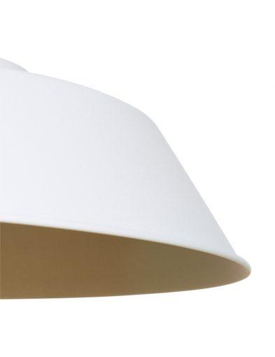Ausgeprägte-Hängelampe-Weiß-1318W-2