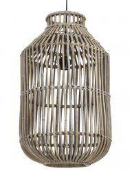 Bambusdrahtlampe Wohnzimmer-1756B