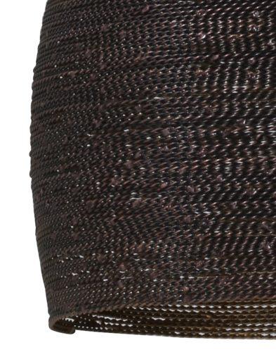 Braune-Hängelampe-mit-bronzeähnlicher-Innenseite-2020ZW-2
