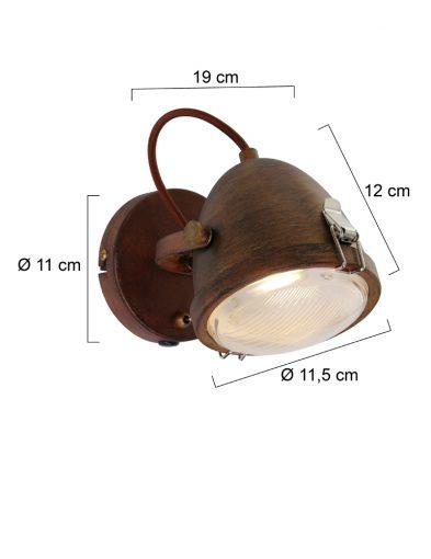Braune-Wandlampe-1311B-5