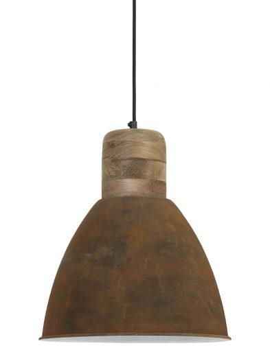 Braune-rustikale-Hängelampe-mit-Holz-1745B-1