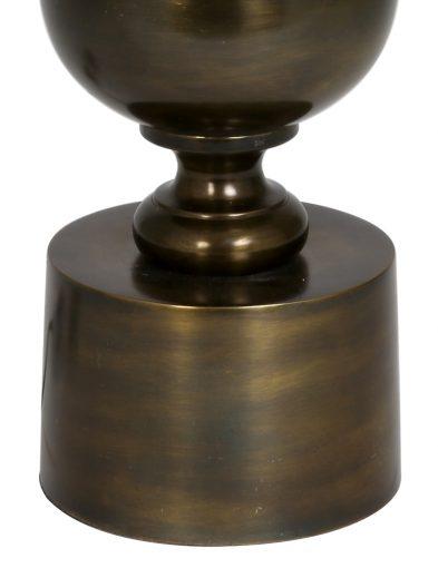Bronze-Tischlampe-mit-Blaue-schirm-9270BR-3