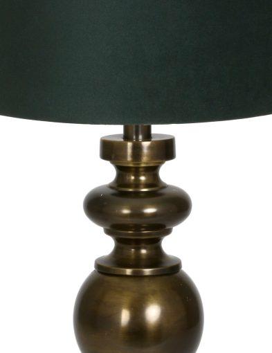 Bronze-Tischlampe-mit-Grüne-schirm-9266BR-1
