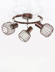 Bronzene-Deckenleuchte-1711B-2