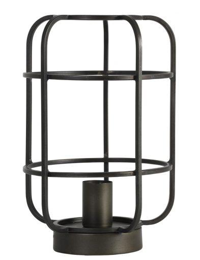 Coole Käfig-Lampe hellbronze-1958BR