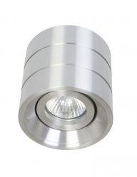 Deckenaufbaustrahler Stahl-LED-7522ST