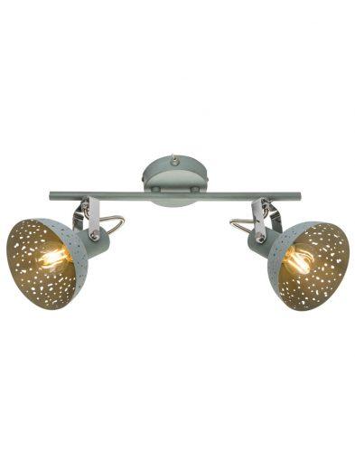 Deckenlampe aus Metall-1724GR