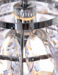 Deckenleuchte-aus-Glas-Chrome-1625CH-1