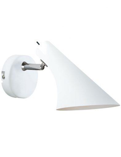 Design wandleuchte weiß-2392W