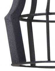 Designer-Hängelampe-dunkelGrau-2042GR-1