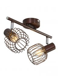 Doppelte Deckenlampe-1712B