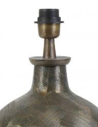 Dunkler-Lampensockel-aus-Bronze-2065BR-1
