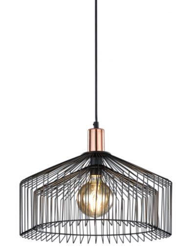 Einzigartige Drahthängelampe-1804ZW
