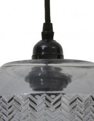 Einzigartige-Glas-Hängelampe-mit-Muster-2026GR-1