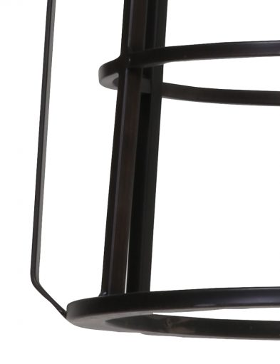Einzigartige-laternenförmige-Lampe-Schwarz-2017ZW-2