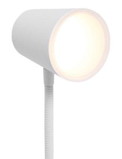 Flexible-Schreibtischlampe-Weiß-1490W-1