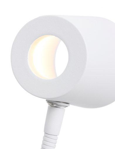 Flexible-Schreibtischlampe-Weiß-1490W-4