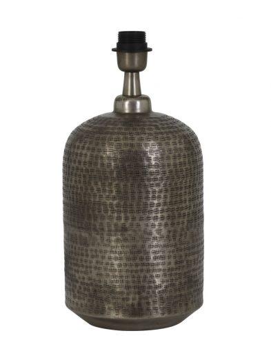 Gebürstem Metall Tischlampe-1668ZI