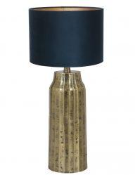 Goldene Standleuchte-9284GO