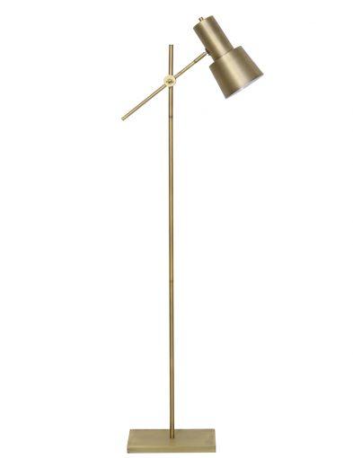 Goldene moderne Stehleuchte-1951GO
