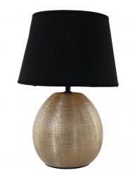 Goldfarbene Lampe-1635GO