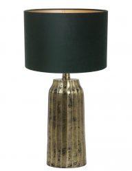 Goldfarbene Lampe-9209GO