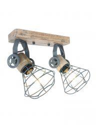 Graue-Deckenlampe-1579GR-1