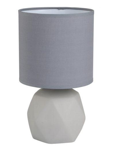 Graue Lampe-1636GR