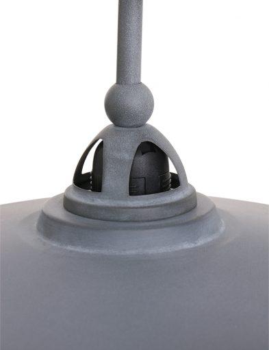 Hängelampe-3-flammig-Grau-1319GR-1