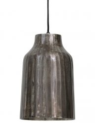 Hängelampe aus Metall Schwarz-2035ZW