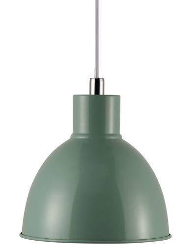 Hängelampe grün klein-2342G