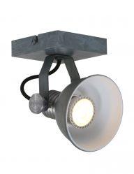 Industrie-Deckenspot-Grau-1533GR-1