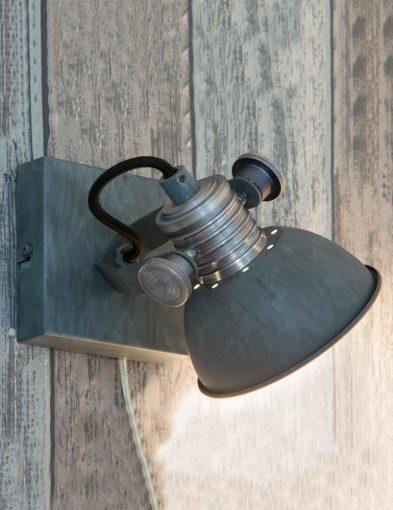 Industrie-Deckenspot-Grau-1533GR-2