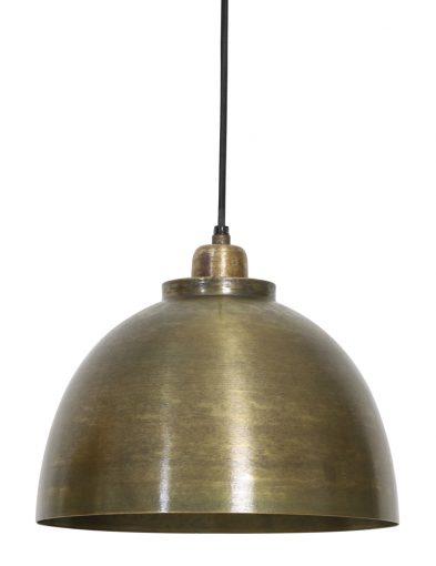 Industrie-Hängelampe aus Bronze-1747BR