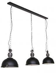 Industrie Hängeleuchte mit 3 Lampen-7980ZW