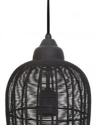 Industrie-Lampe-aus-Grauem-Draht-1965GR-1