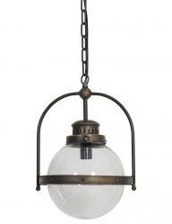 Industrie-Pendelleuchte aus Zinn-1770BR