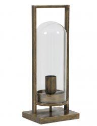 Industrielle Kuppel-lampe Bronze-1924BR
