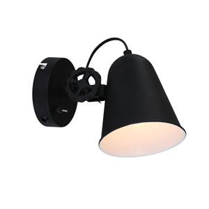 Industrielle Wandlampen