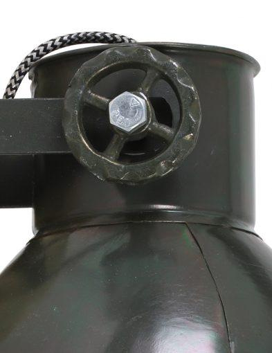 Industrielle-Wandleuchte-Army-Green-mit-Holzdetail-2047ZW-2
